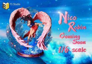 F3 Studio – Nico Robin (1)
