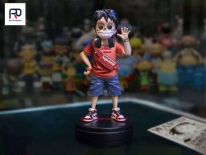 Fashion Luffy (1)