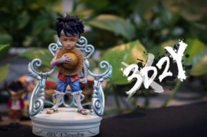 G5 Studio – Luffy Mourning (2)