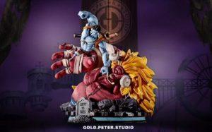 Gp Studio – Nightmare Luffy Vs Oz (1)