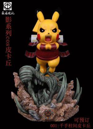 Surge Studio – Pikachu Cos Hashirama Senju (1)