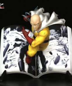 Legendary Collectibles One Punch Man Saitama Manga Dimensions 1 6 Scale Resin Statue